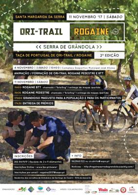 "II ORI-TRAIL ROGAINE ""Serra de Grandola"""